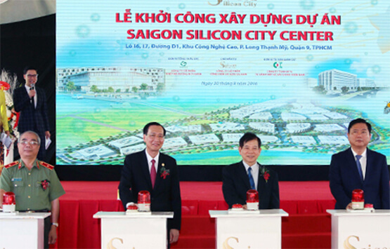 Many foreign investors keen on Saigon Silicon City